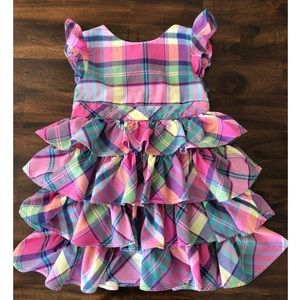 Ralph Lauren Dresses - Ralph Lauren Plaid Dress